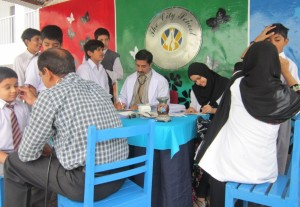 Free Medical Camp 25 October 2015