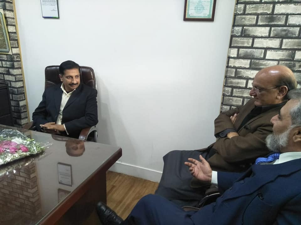 Raja Muhammad Basharat Sabeel Homeo Clinic Opening Ceremony